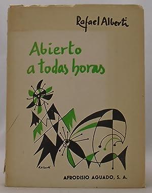 Abierto a todas horas: Alberti, Rafael