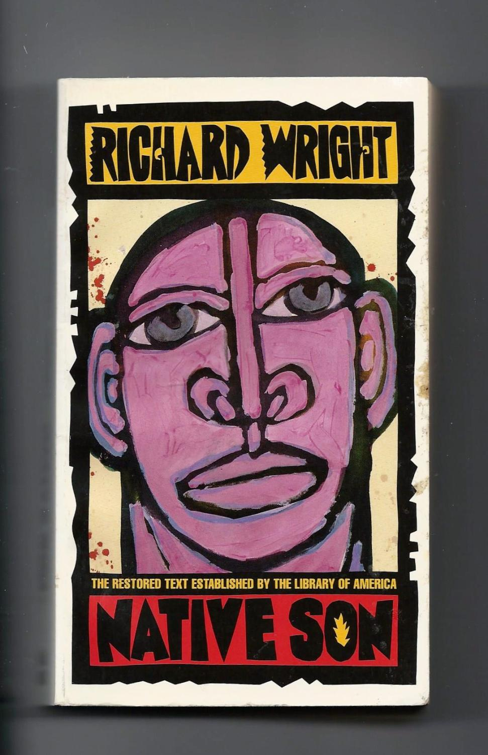 an overview of racism in the novel native son by richard wright Native son: top ten quotes, free study guides and book notes including comprehensive chapter analysis, complete summary analysis, author biography information, character profiles, theme analysis, metaphor analysis, and top ten quotes on classic literature.