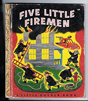 Five Little Firemen: Brown, Margaret Wise