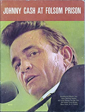 Johnny Cash At Folsom Prison