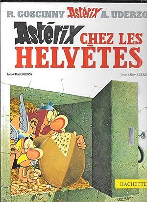 Astérix chez les Helvètes: René Goscinny; Albert
