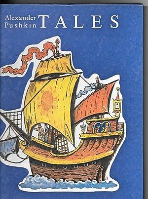 Alexander Pushkin Tales: Pushkin, Alexander