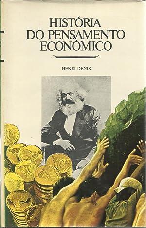 História do Pensamento Economico - I e: Denis, Henri