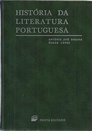 História da Literatura Portuguesa: Lopes, Oscar