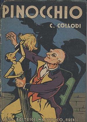 Le Avventure di Pinocchio - Storia di: Collodi, Carlo