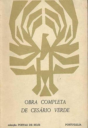 Obra Completa de Cesário Verde