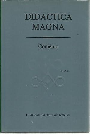Didactica Magna, Tratado da Arte Universal de: Comenio, João Amos