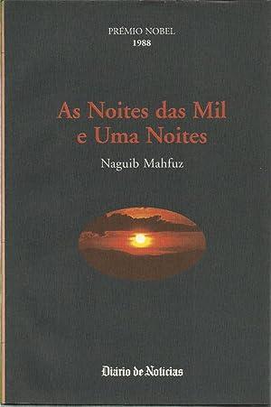 As Noites das Mil e Uma Noites: Mahfouz, Naguib