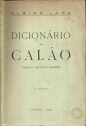 Dicionário de Calão: Lapa, Albino
