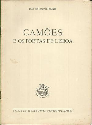 Camões e Os Poetas de Lisboa: Osorio, João de