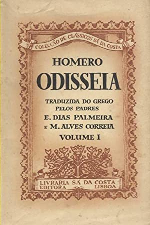 Odisseia - I e II Volume: Homero