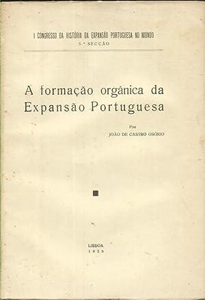 A Formação Organica da Expansão Portuguesa: Osorio, João de