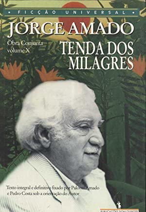 Tenda dos Milagres: Amado, Jorge