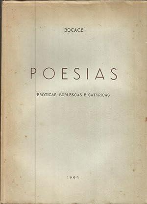 Poesias Eroticas Burlescas e Satiricas: Bocage, Manuel Maria