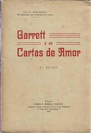 Garrett e as Cartas de Amor: Brandão, Julio