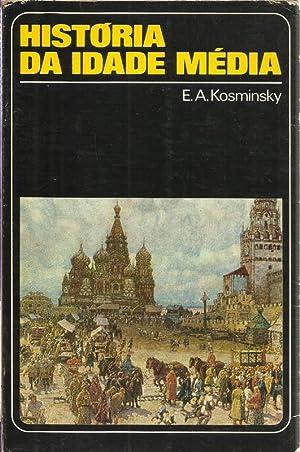 História da Idade Média: Kosminsky, E.A.