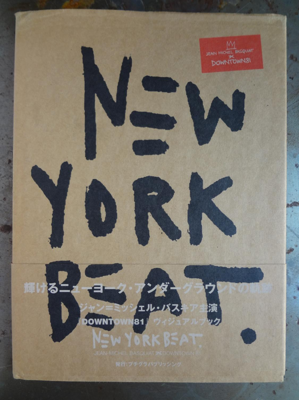 Basquiat Jean Michel New York Beat
