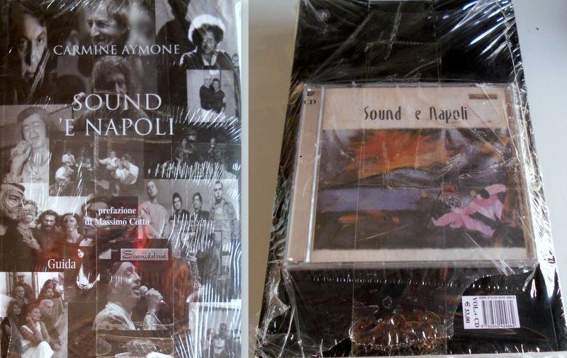 SOUND 'E NAPOLI. DA DI GIACOMO A PINO DANIELE, AL DUB DEI VICOLI. I MILLE VOLTI DI UNA CANZONE ANTICA. (CON 2 CD AUDIO) - CARMINE AYMONE