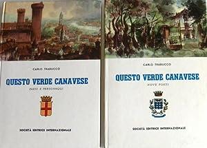 QUESTO VERDE CANAVESE: PAESI E PERSONAGGI; NOVE: CARLO TRABUCCO