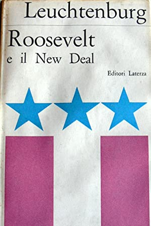 ROOSEVELT E IL NEW DEAL (1932-1940)