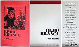 XILOGRAFIE: REMO BRANCA