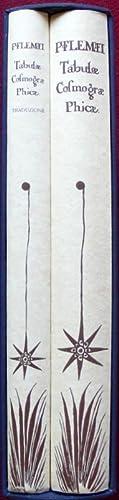 PTLOEMAEI TABULAE COSMOGRAPHICAE: CLAUDIO PTOLOMEO, BORTOLAMI