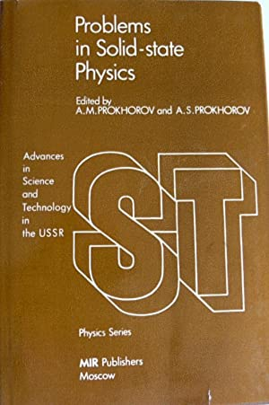 PROBLEMS IN SOLID-STATE PHYSICS