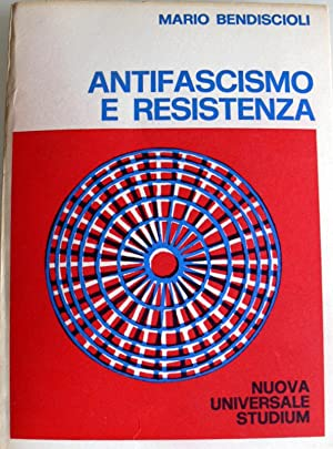 ANTIFASCISMO E RESISTENZA