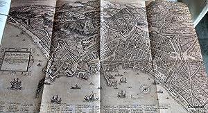 NAPOLI: LA PIANTA DUPÉRAC-LAFÉRY (mappa): LEONARDO DI MAURO,