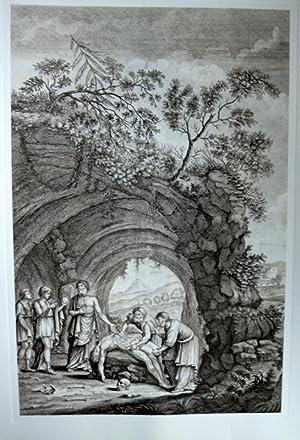 TABULA I ICONES ANATOMICAE TAVOLA ANATOMICA STAMPA: LOPOLDUS MARCUS ANTONIUS