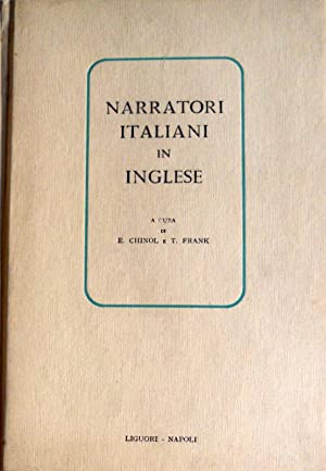 NARRATORI ITALIANI IN INGLESE