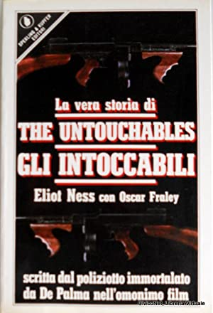 an analysis of the book the untouchables by eliot ness This book is one of the few accounts we have of the '20s gangster era the book recounts eliot ness's experiences as the leader of a team of nine men who were assigned the job of cutting off al capone's main sourse of income-illgeal booze.