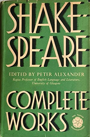 SHAKESPEARE: COMPLETE WORKS
