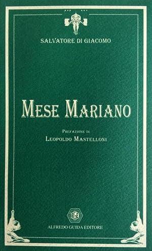 MESE MARIANO: SALVATORE DI GIACOMO