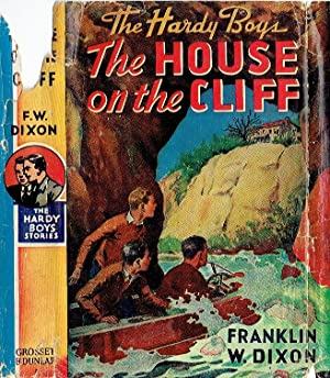 THE HARDY BOYS; THE HOUSE ON THE CLIFF