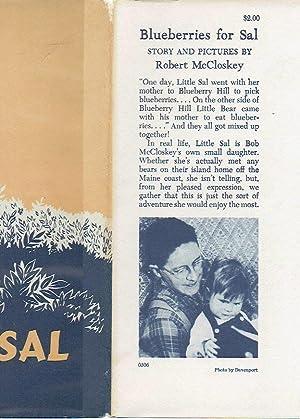 BLUEBERRIES FOR SAL: McCloskey, Robert