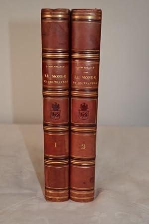 Le monde et ses travers ou les hommes et les choses du temps au XIX siecle.: GIGAULT (Louis).