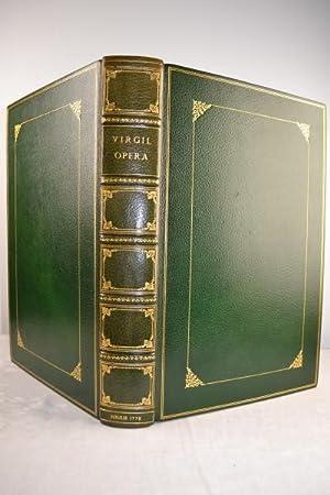 Publii Virgilii Maronis Bucolica, Georgica, et Aeneis.: VIRGIL.