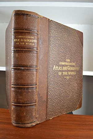 The comprehensive atlas & geography of the: BLACKIE (W.G.).