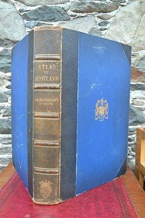 The Royal Scottish Geographical Society's atlas of: ATLAS. BARTHOLOMEW (J.G.).