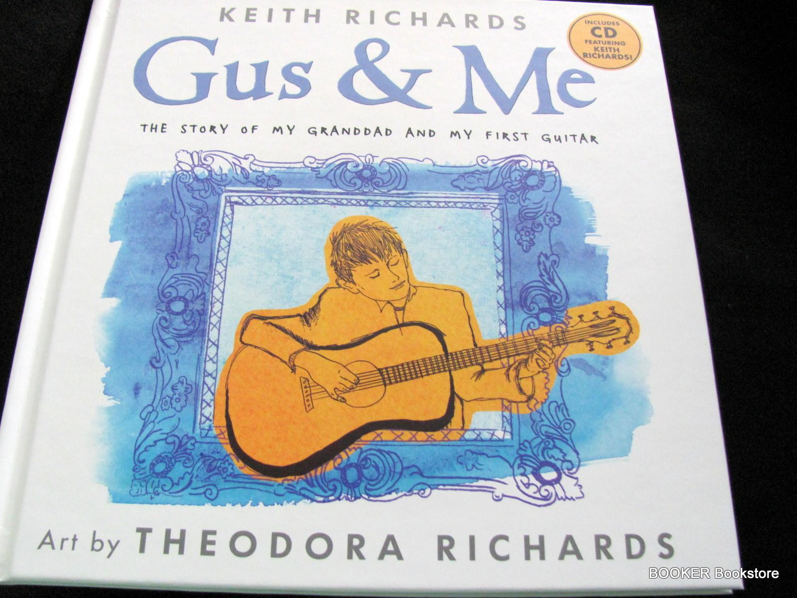 Gus Me The Story Of My Granddad And First Guitar Richards
