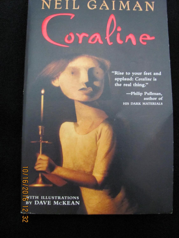 Coraline by Neil Gaiman, First Edition - AbeBooks