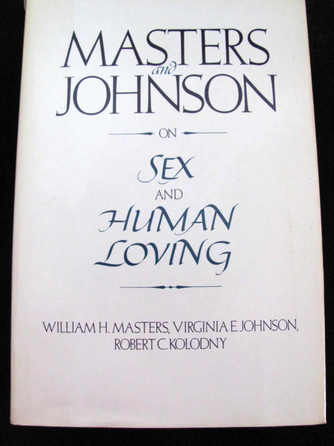On sex and human loving