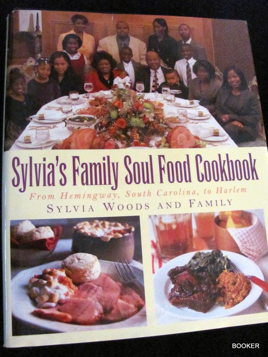 Sylvias family soul food cookbook from hemingway south carolina sylvias family soul food cookbook from hemingway south carolina to harlem woods forumfinder Images
