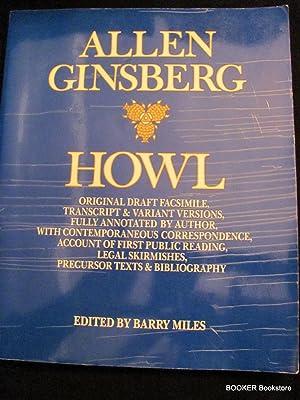 Howl: Allen Ginsberg; Barry