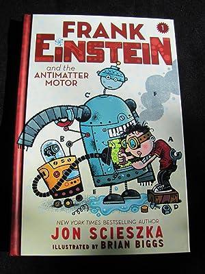 Entdecken sie die b cher der sammlung childrens abebooks for Frank einstein and the antimatter motor