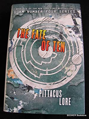 The Fate of Ten ( Lorien Legacies)