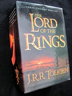 The Lord of the Rings. 3 Vol.: Tolkien, J.R.R.