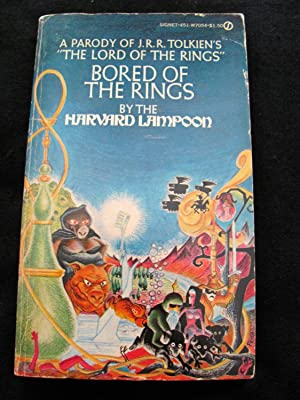 Bored of The Rings (A Parody of: Harvard Lampoon