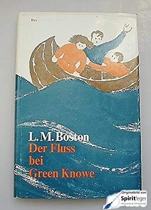 Der Fluss bei Green Knowe